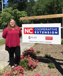 Cover photo for Pasquotank County Welcomes New Horticulture Agent