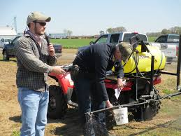 Cover photo for Helping People to Obtain a Commercial Pesticide Applicator / Dealer License