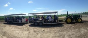 Cover photo for 2018 NE Ag Expo Summer Field Day (And Other Field Days) Contribute to Revenues of Farmers