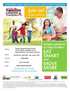 Eat Smart, Move More