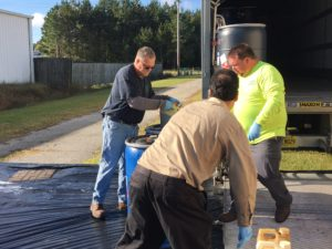 Cover photo for Pasquotank Pesticide Disposal Day a Huge Success