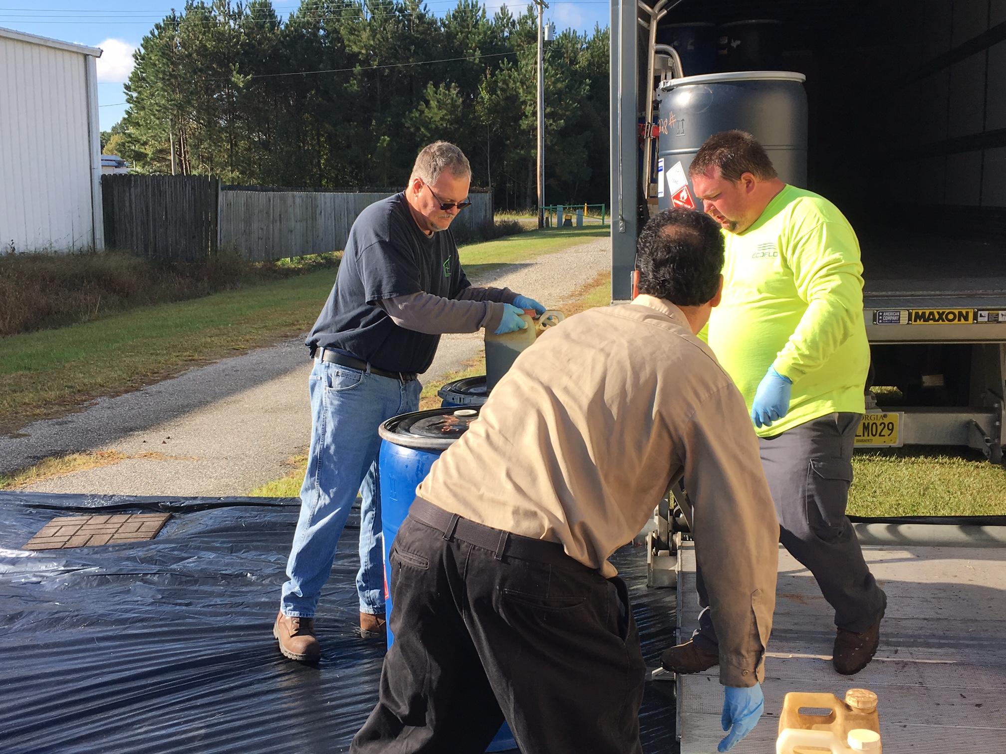Pasquotank Pesticide Disposal Day